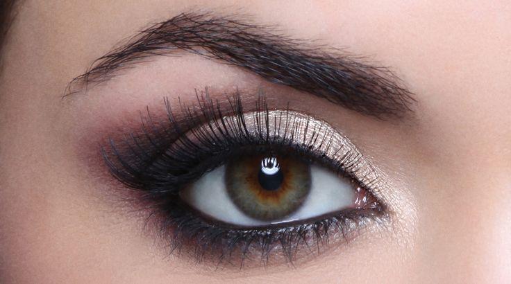 Doğal ve Sade Göz Makyajı Nasıl Yapılır ?