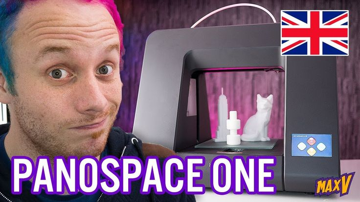 Panospace One: best 3D printer for beginners!