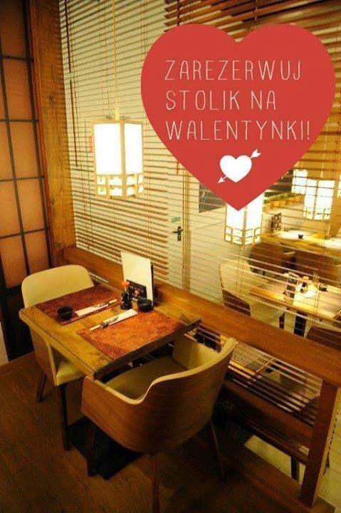 Kofuku zaprasza na loterię walentynkową oraz niezapomniane chwile w towarzystwie ukochanej osoby. Jak zawsze obsługa Kofuku zadba o dobry nastrój oraz wspaniałe jedzenie.  535 206 060 - czekamy na rezerwacje!  https://www.facebook.com/kofuku.sushi