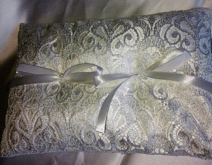 Cuscini per le fedi - cuscino porta fedi matrimonio - un prodotto unico di bandullera su DaWanda