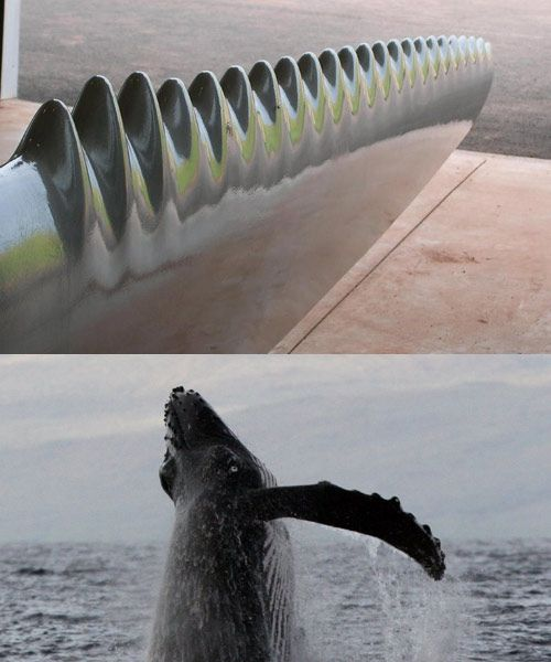 Biomimicry: Nature-inspired-design. 9 examples here.