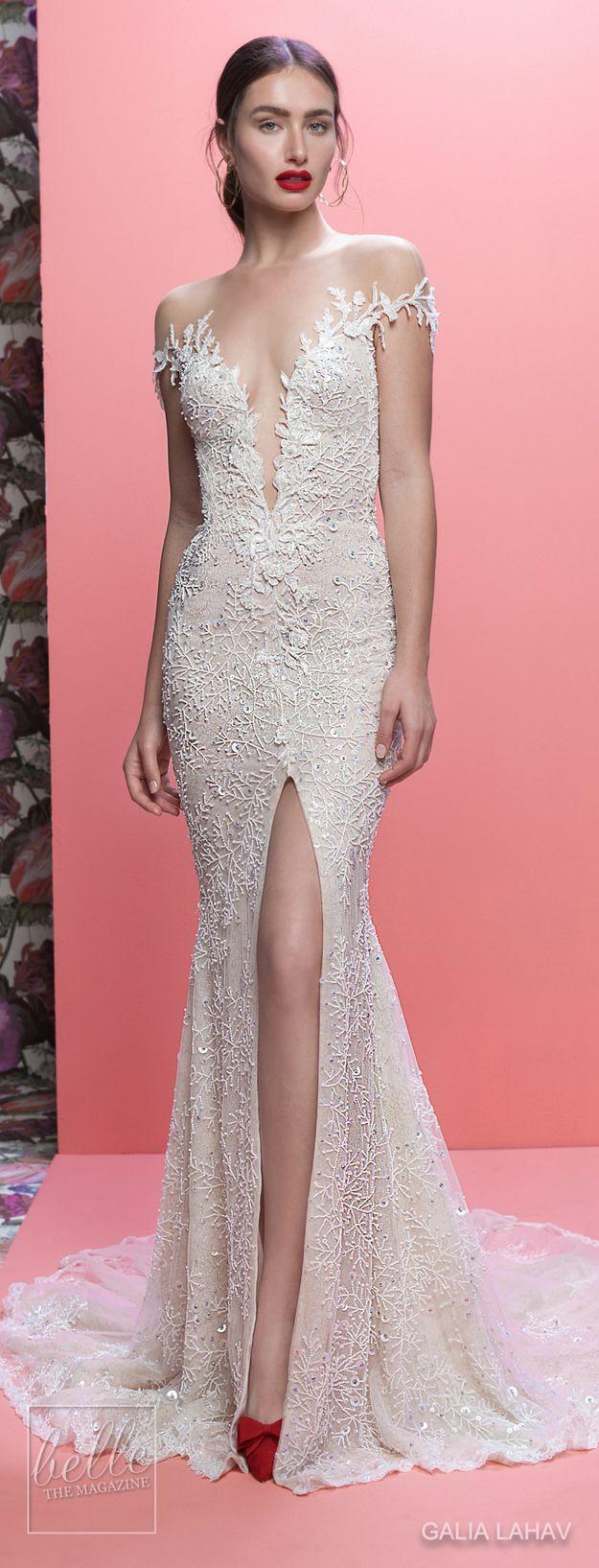 1960 best Wedding dresses images on Pinterest   Bridal dresses ...