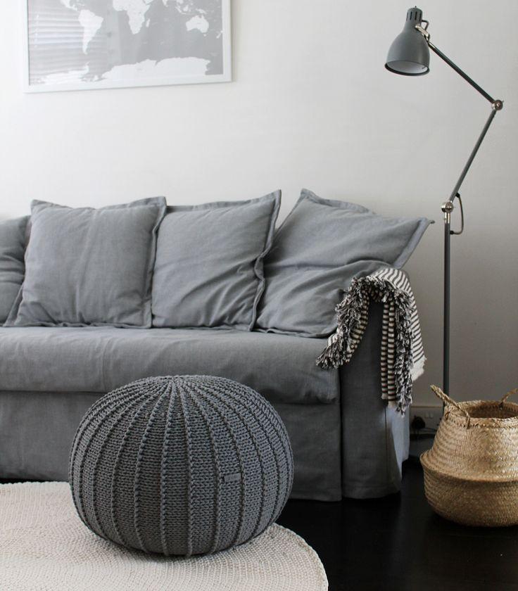 living room poufs%0A knitted pouffe         knit pouf   knitted pouf   knit pouffe   foot