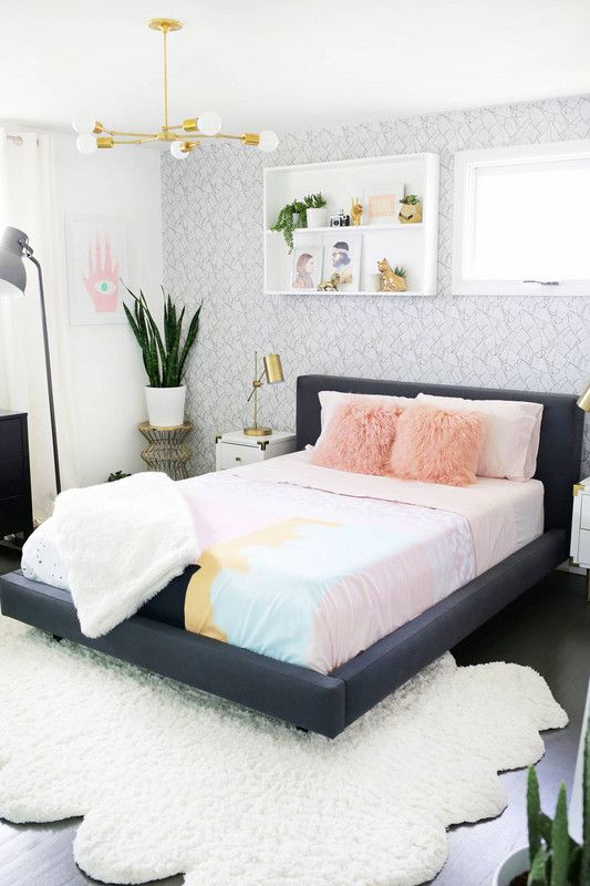 Decor Mistakes And Their Solutions Gray Turquoise Peach Bedroom