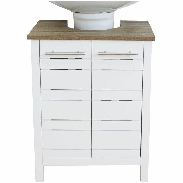 Jeri 48cm Free Standing Under Sink Storage Unit Under Sink Storage Unit Under Sink Storage Sink Storage