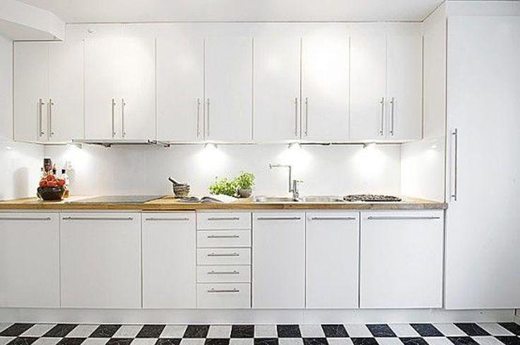 Modern White Kitchen Design Ideas And Inspiration White