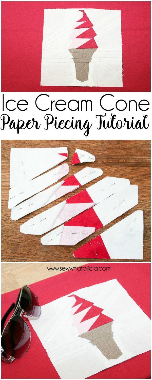 310 besten Paper Piecing Bilder auf Pinterest | Quiltmuster ...