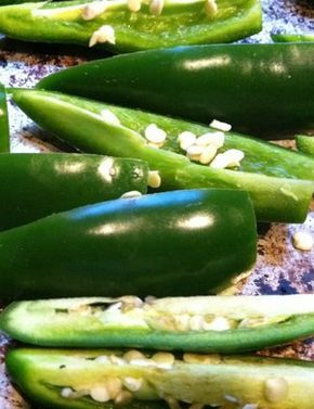 Freezing jalapenos guarantees warmth for winter meals with jalapeno cornbread-- recipe included