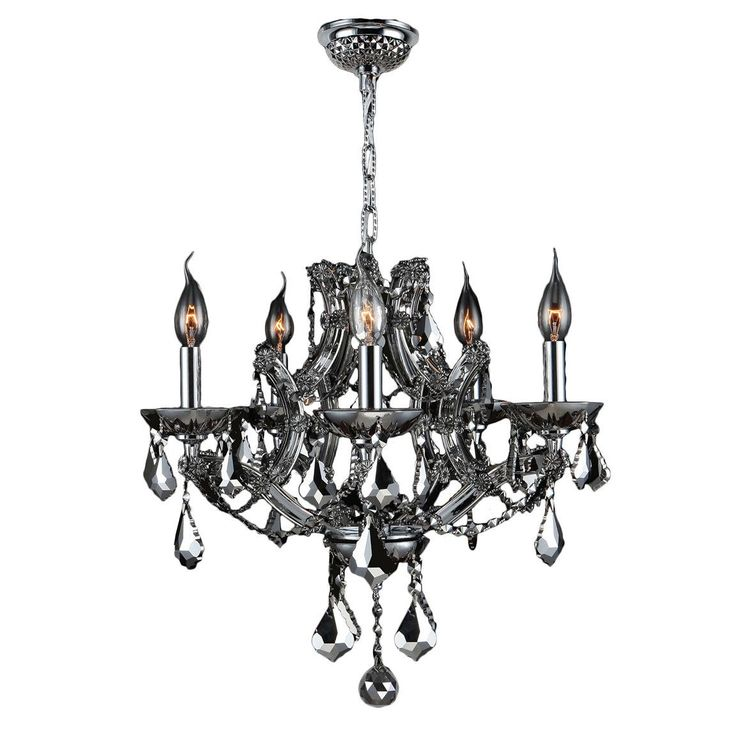 Chandelier With Crystals