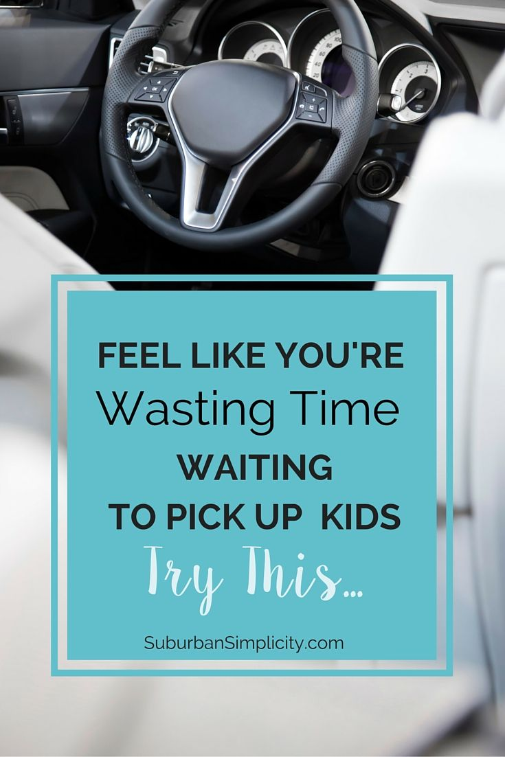 50 Things to Do Waiting to Pick Up Kids. 1039 best Parenting images on Pinterest   Air purifier  Anxiety