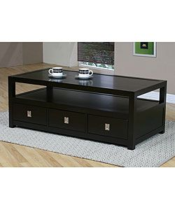 Attractive Norwich Three Drawer Coffee Table $310   Matching End Tables?