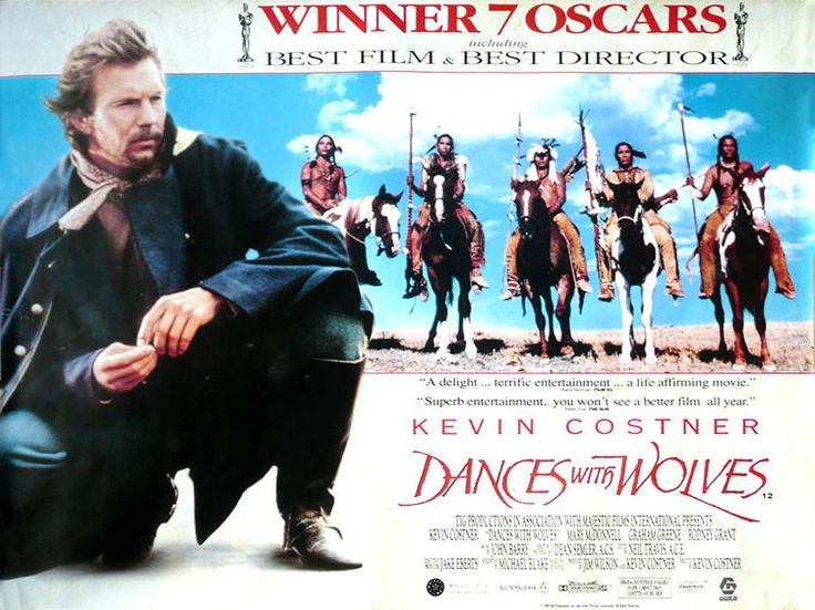 New Beverly Cinema - November 27: Dances With Wolves