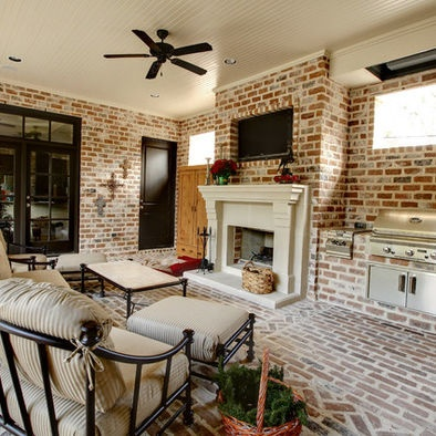 Outdoor Brick Bbq Design, Pictures, Remodel, Decor and Ideas