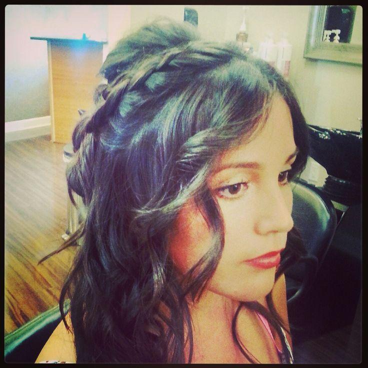 14 Best Hair I Styled Rachel Joy Hair Images On Pinterest Glee