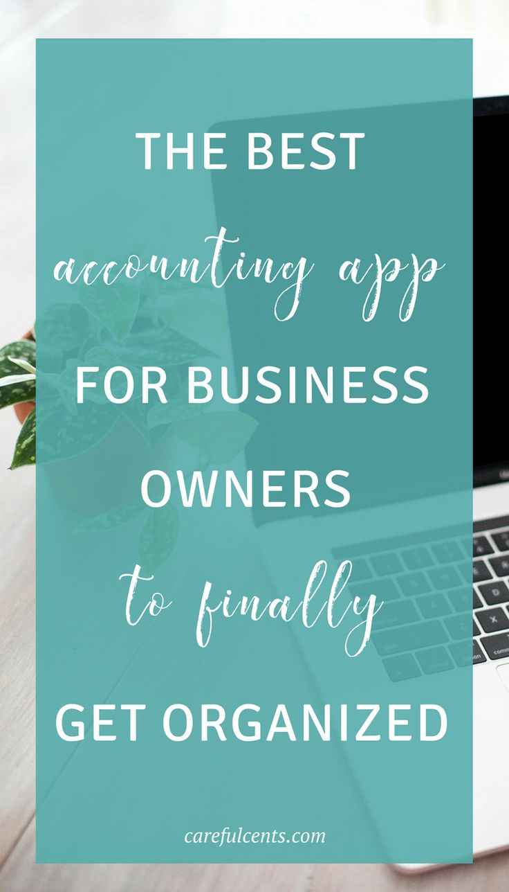 QuickBooks Self-Employed is officially the best accounting software for small business owners. It's a budget-friendly finance app proven to help you get organized with your money. via @carefulcents