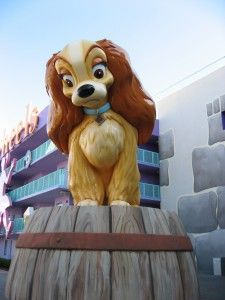 3 Things to do in Walt Disney World if You Love Lady and the Tramp