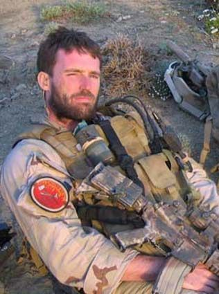 U.S. Navy Seal Michael P Murphy