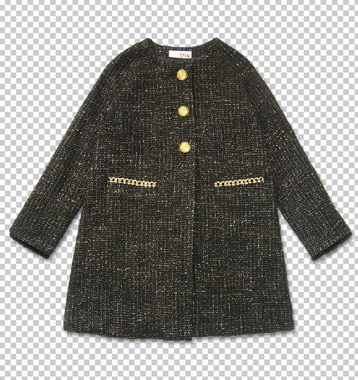 SINDEE 14A/W 「TWEED COAT 」