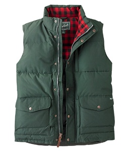 Mens Langhorne Vest | Woolrich® The Original Outdoor Clothing Company