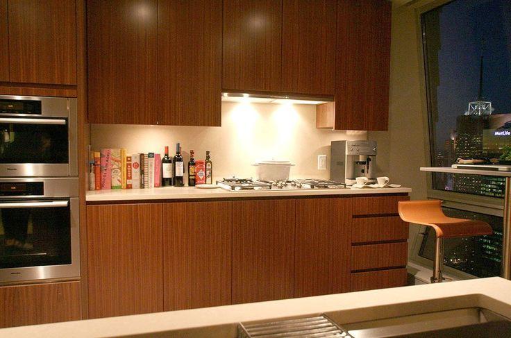 Kitchen Tour: Something's Gotta Give at the Setai