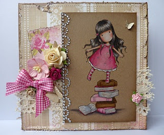 Jane's Lovely Cards: Gorjuss Girls