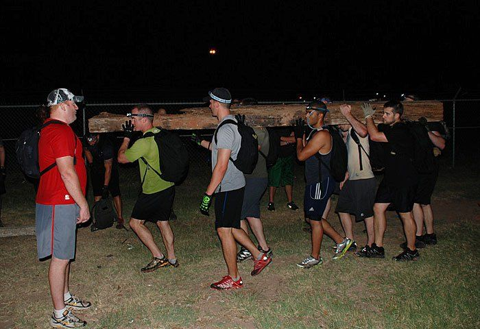 "Great AAR of a GORUCK Tough Challenge. ""What's a GORUCK Challenge? A 13 Hour Adventure that Will Introduce you to Yourself"""