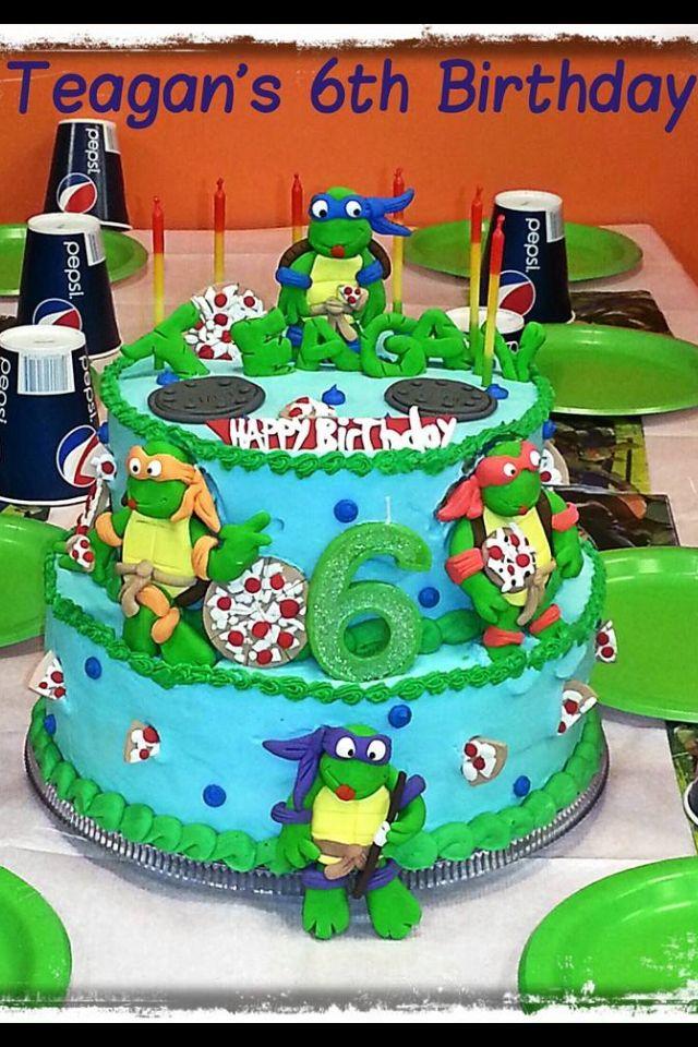 57 best Ninja Turtle Birthday images on Pinterest Ninja turtle