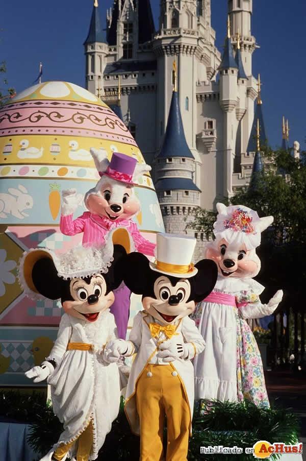 Semana Santa en Walt Disney World
