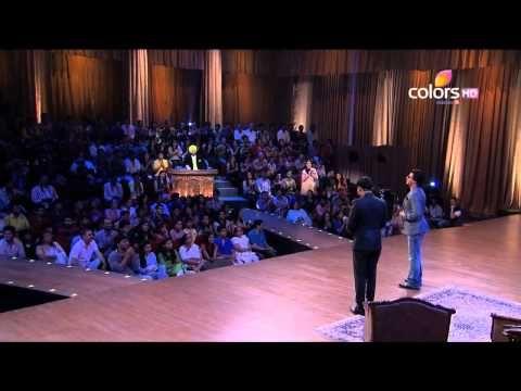 Shahrukh Khan and Kapil enact a Saas Bahu scene | Kapil Sharma Video Website