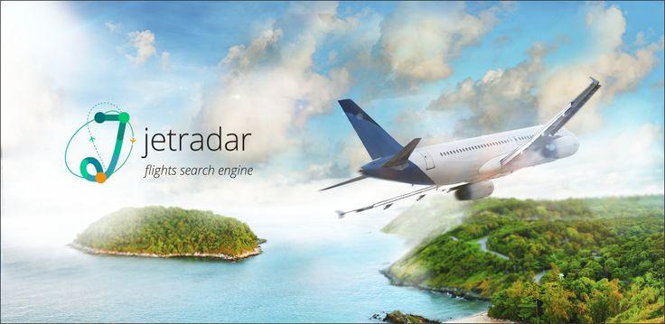 Jetradar es uno de los motores de búsqueda de vuelos en línea más grandes del mundo que ayuda a miles de personas a encontrar precios de diferentes compañías aéreas, hacer el seguimiento de las ofertas especiales de los proveedores y reservar los billetes más baratos del mercado.