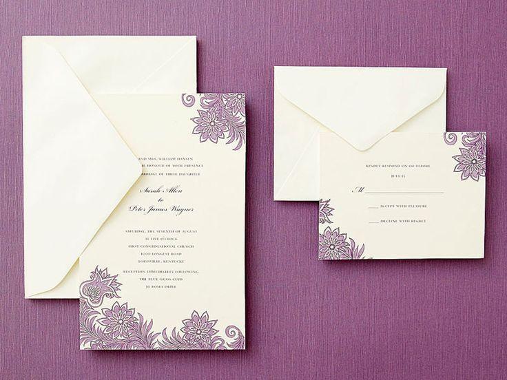 Best 25 Wedding Invitation Kits Ideas On Pinterest Invitation