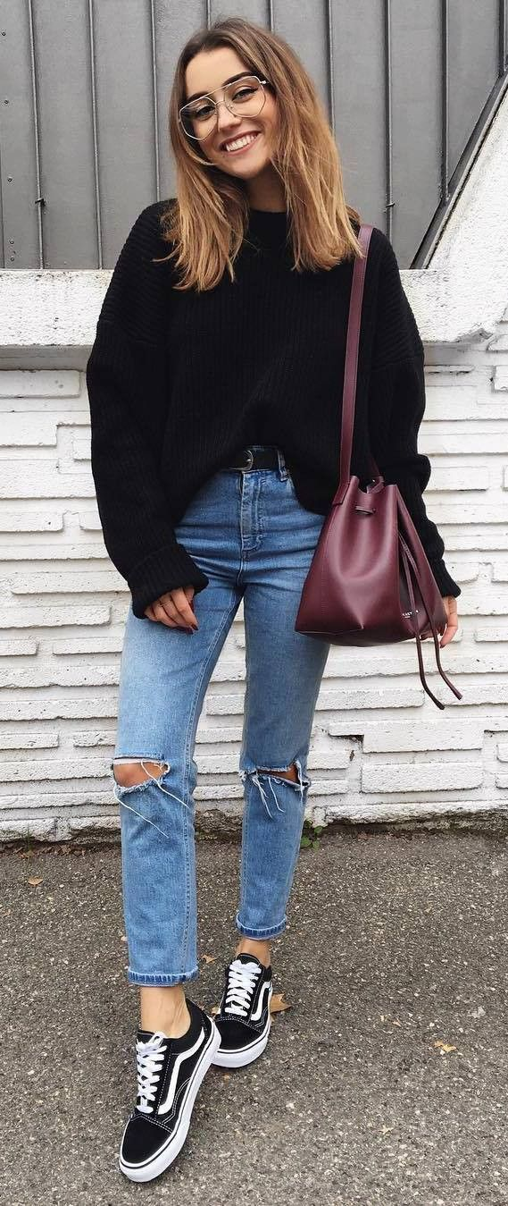best 25 outfit of the day ideas on pinterest casual office work clothes and style fashion. Black Bedroom Furniture Sets. Home Design Ideas