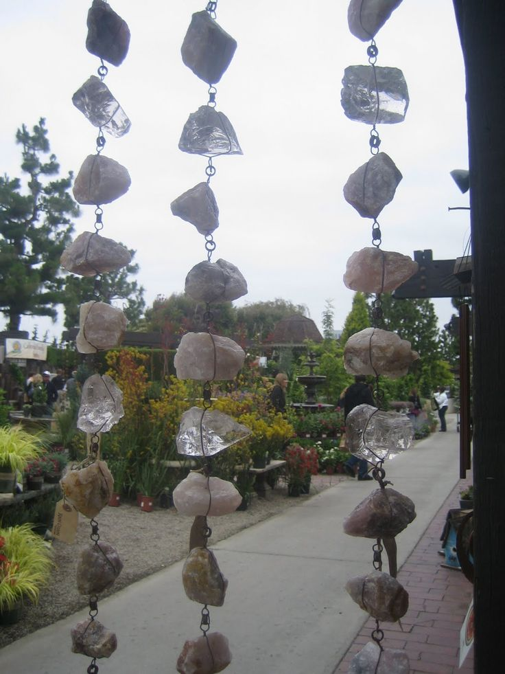 17 Best Images About Rain Chains On Pinterest Gardens