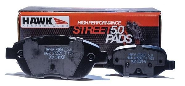 Hawk Brake Pad HPS 5.0- Rear- C5 Corvette. Improve the stopping power of your C5 Corvette with the Hawk HPS 5.0 Brake Pads. Hawk Brake Pads push the limits of your ABS System and provide improved pedal feel, decreased stopping distances and minimal high heat fade. The HPS 5.0 C5 Corvette Brake Pads are gentle on your rotors and are very low noise. Give your C5 Corvette the stopping power it deserves with Hawk Performance Brake Pads. Sold as a set of (2) Rear Pads. Free Shipping Fitment: C5…