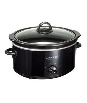 10 Best Slow Cookers - Best for Small Families Crock-Pot 4-Quart Slow Cooker  You won't have to sacrifice function for size with this compact, 8½-by-12-inch pick. Because it's oval, it accommodates a whole chicken or roast (unlike round versions). The price is nice, too. But there's no timer, so you have to switch to the warming mode manually.  To buy: $25, crock-pot.com.