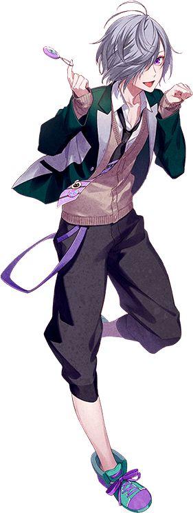 Tags: Anime, Kazari Tayu, Rejet, Yuugen Romantica, Arahagi, Asymmetrical Bangs, Side Bangs