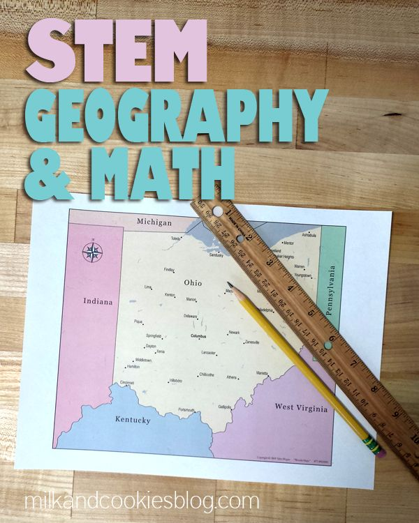 STEM: Incorporating Math and Geography
