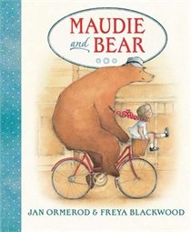Maudie And Bear - illustrations are beautiful