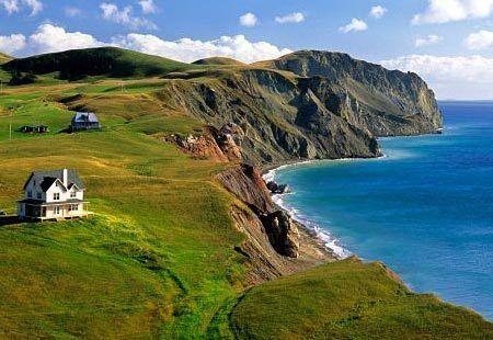 Magdalen Islands Canada