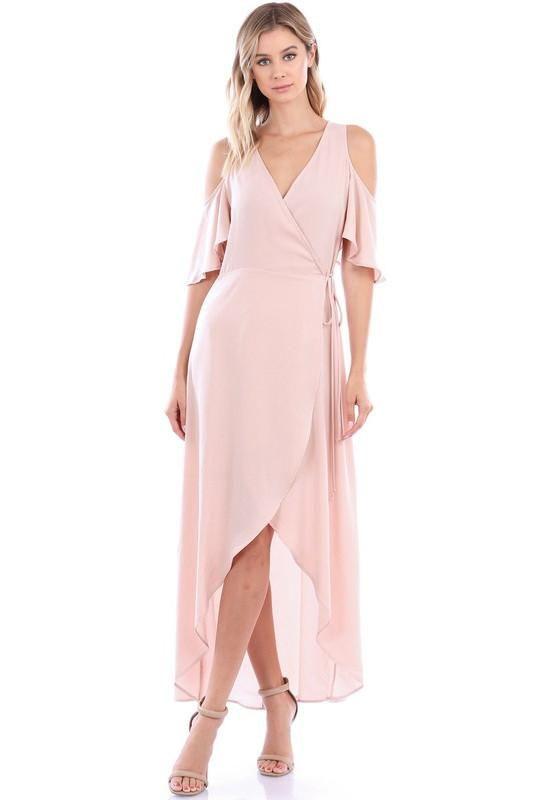 best 10  maxi wrap dress ideas on pinterest