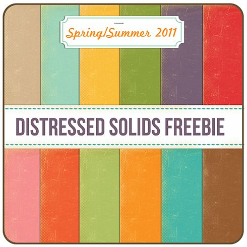 download: distressed solids scrapook paper $free