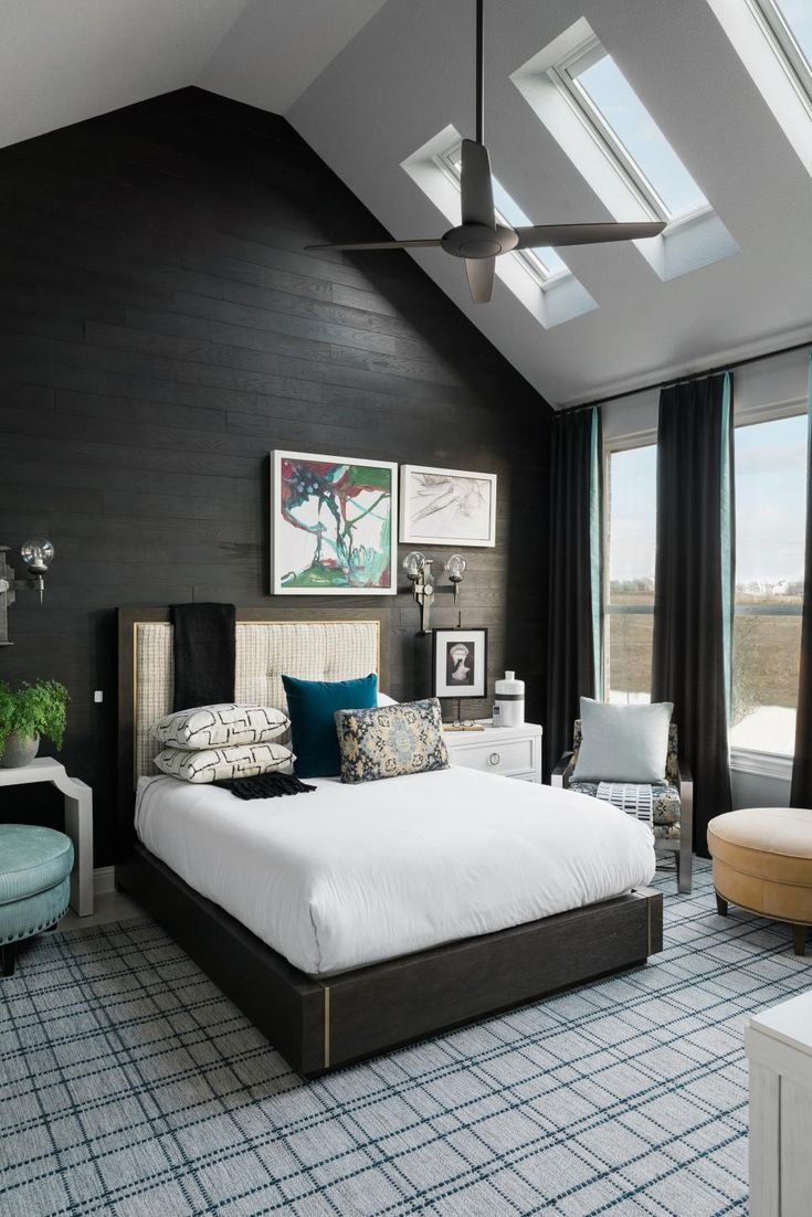 Pictures of the HGTV Smart Home 2019 Master Bedroo…