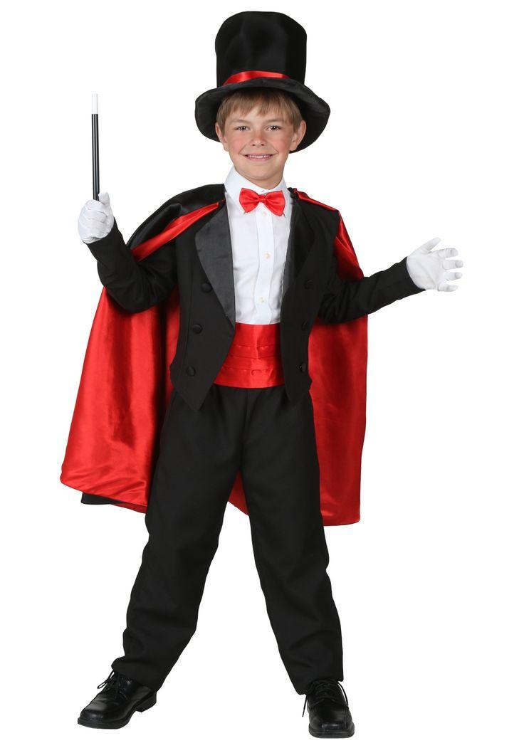 Child Magician Costume