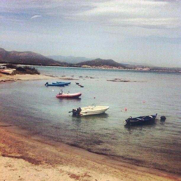 Spiaggia delle barche - Santa Lucia di Siniscola (Nuoro) - Sardegna
