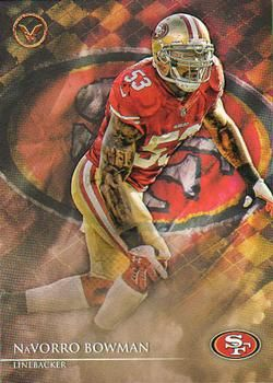 2014 Topps Valor #104 NaVorro Bowman Front
