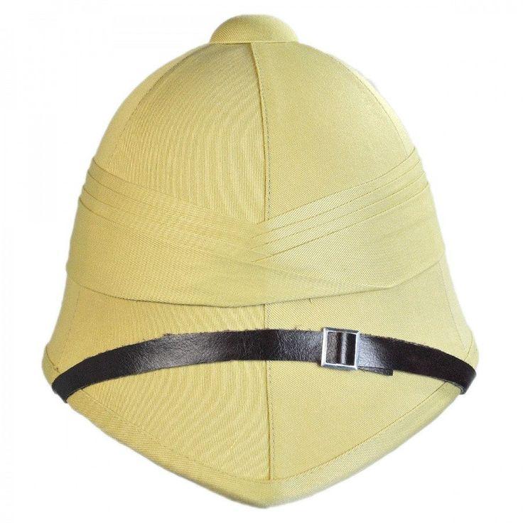 VHS-British Pith Helmet