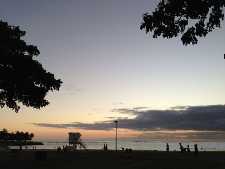 Ala Moana Regional Park Hawaii Pinterest Moana Regional And Park