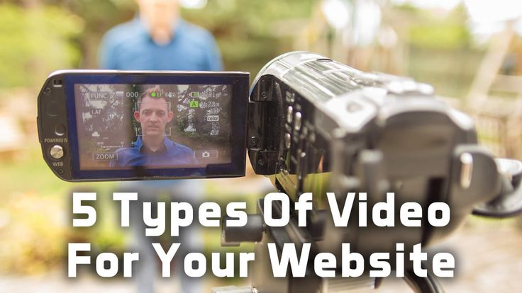 5 Types of Videos to have on Your Website - Sonic Interactive Solutions