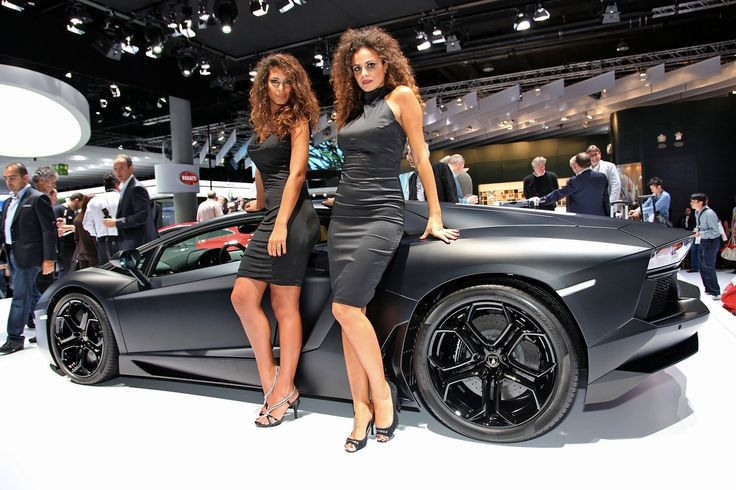 Frankfurt Motor Show UNCOVERED!