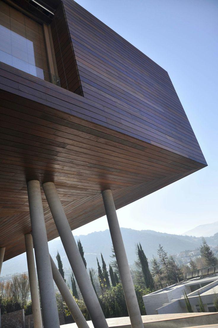 Casa Esmeralda Santiago Chile.